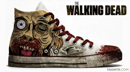 WalkingDead Sneakers