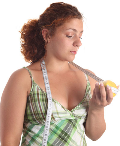 Women become obese after 40