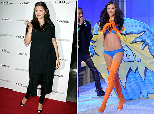 Adriana Lima weight loss