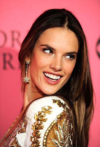 Alessandra Ambrosio Angel of Victorias Secret