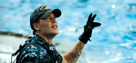 Battleship movie directed by Peter Berg