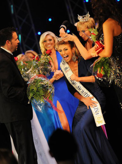 Bree Boyce Miss South Carolina