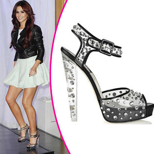 Cheryl Cole shoes collection
