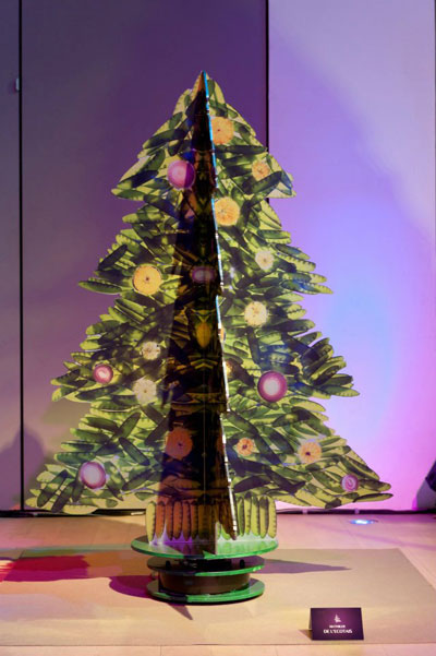 Christmas Trees by Famous Designers 11