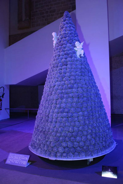Christmas Trees by Famous Designers 12