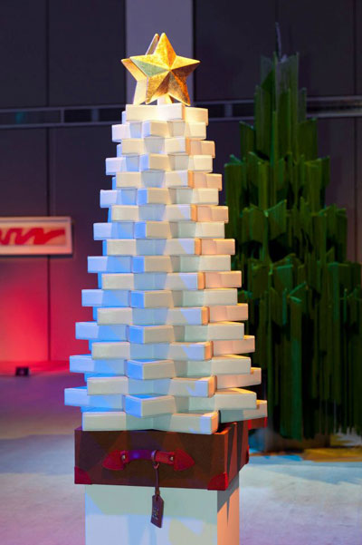 Christmas Trees by Famous Designers 2