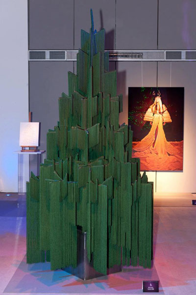 Christmas Trees by Famous Designers 4