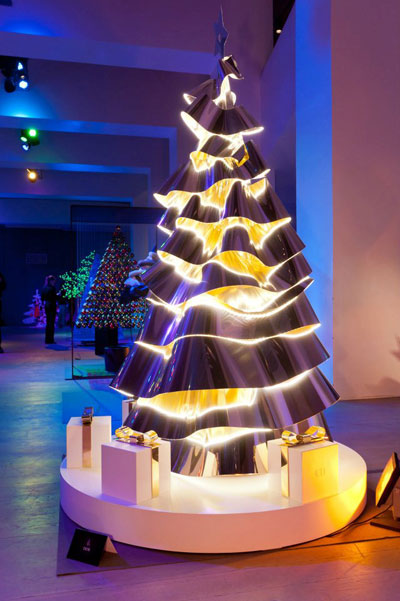 Christmas Trees by Famous Designers 5