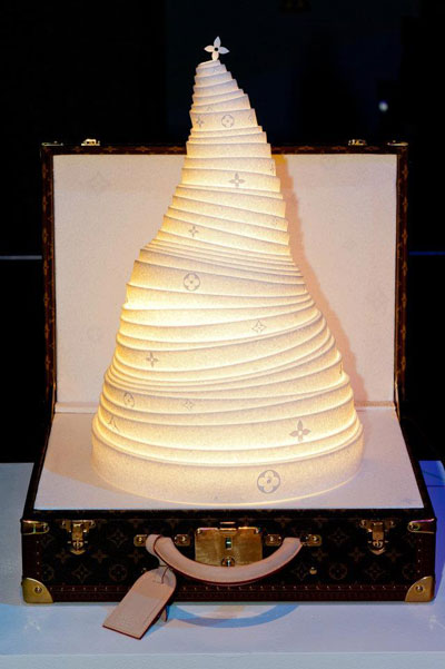 Christmas Trees by Famous Designers 7