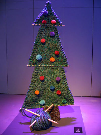 Christmas Trees by Famous Designers 9