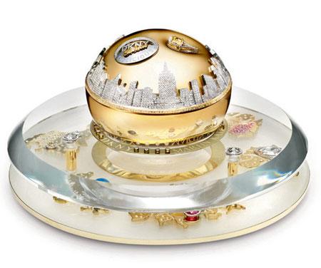 Golden Delicious Perfume bottle by Martin Katz