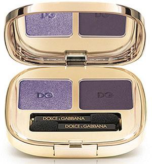 Dolce and Gabbana Makeup Collection shadows