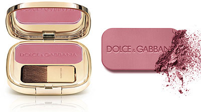 Dolce and Gabbana Makeup Collection Rouge