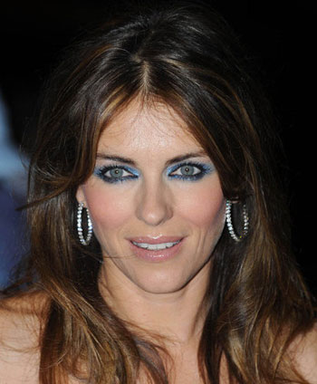 Elizabeth Hurley makeup mistakes
