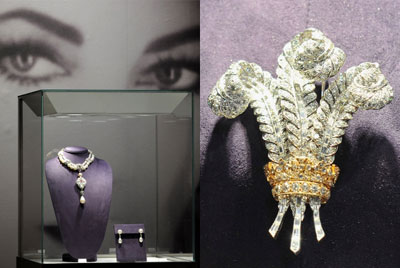 Elizabeth Taylor  jewels