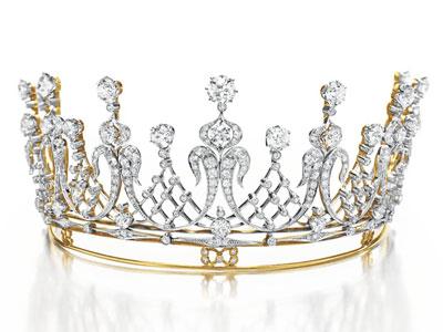 Elizabeth Taylor tiara
