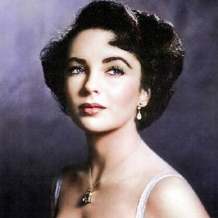 Elizabeth Taylor died in 2011