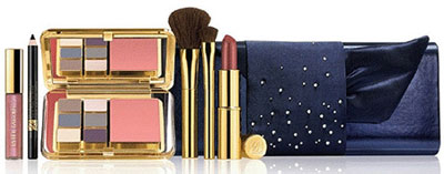 Shiny Estee Lauder Holiday Makeup Collection