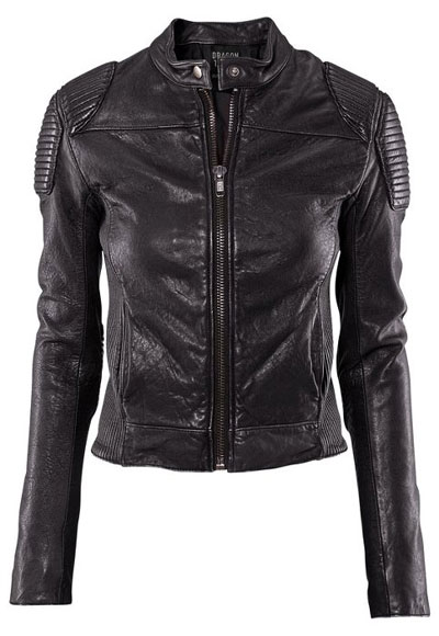 Leather in HM Collection