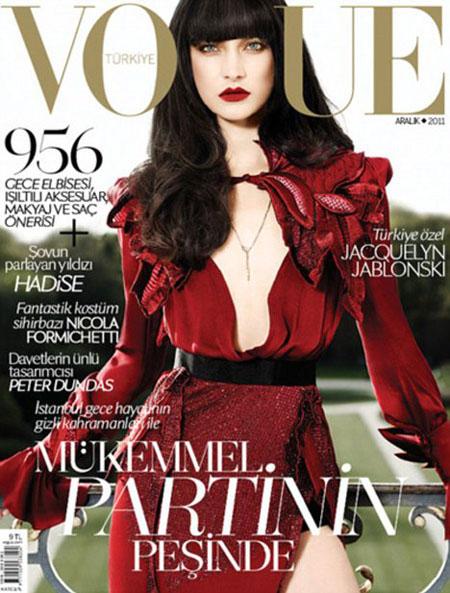 Vogue Jacquelyn Jablonski