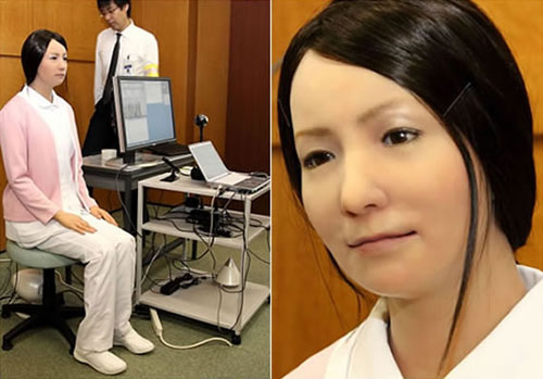 The New Japanese Sex Robot Doll is the talk of the sex industry right now.