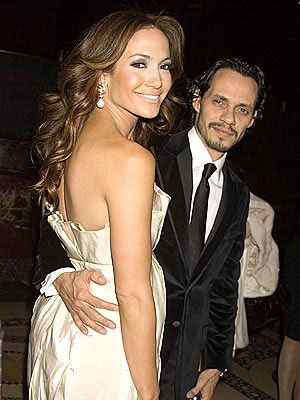 Breaup of Jennifer Lopez and Marc Anthony