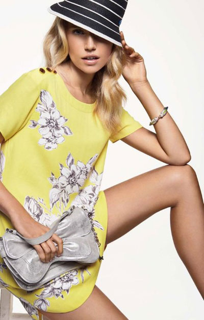 Juicy Couture Spring 2012 Clothes and Accessories
