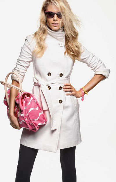 Juicy Couture Spring 2012 Contrast colors