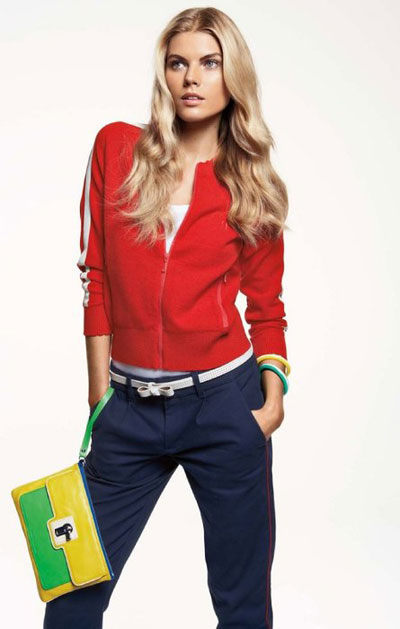 Juicy Couture Spring 2012 Bright handbag