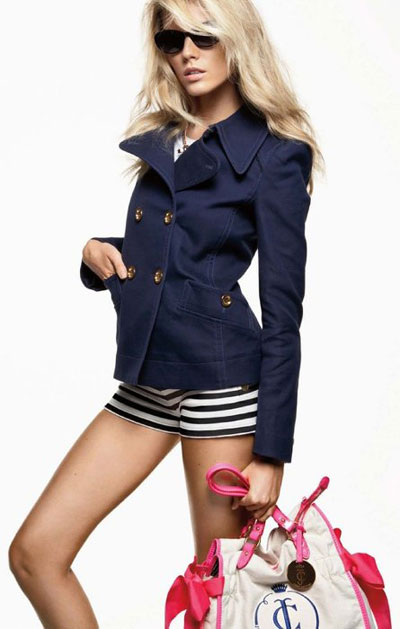Juicy Couture Spring 2012 Contrast