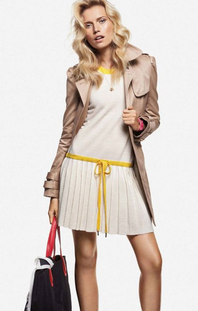 Juicy Couture Spring 2012 collection for women