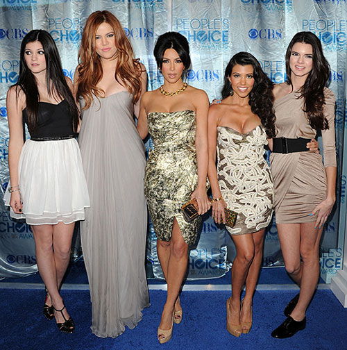 Sisters Kardashians