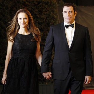 Kelly Preston lost weight after pregnancy