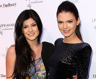 Kendall And Kylie Jenner Launch Jewelry Collection For