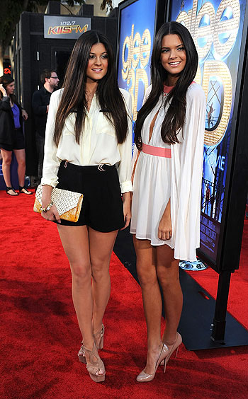 Kendall and Kylie lauch jewelry collection