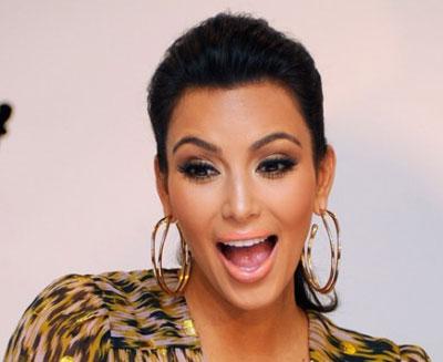 Kim Kardashian Worst-Mannered Celebrity