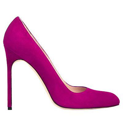 Manolo Blahnik new collection of high heel shoes