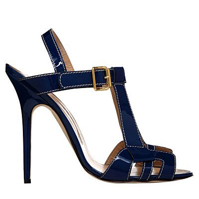 Manolo Blahnik collection for SS 2012