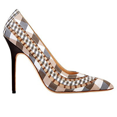 Shoes collection by Manolo Blahnik