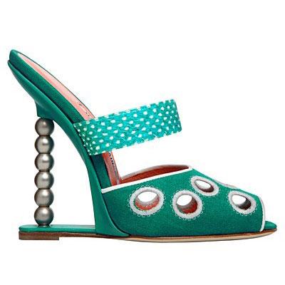 Manolo Blahnik shoes original forms