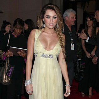 Miley Cyrus Breast Augmentation