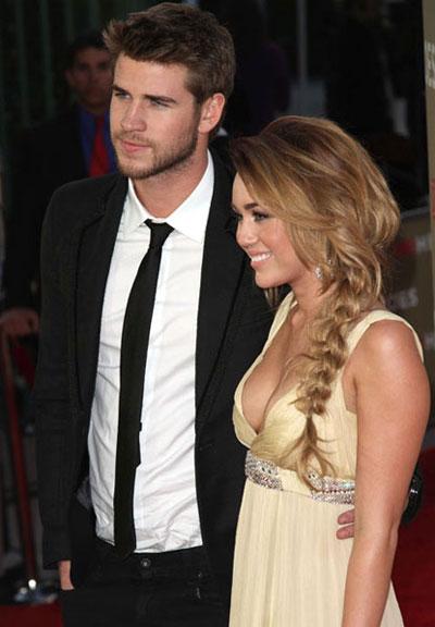 Miley Cyrus had breast augmentation