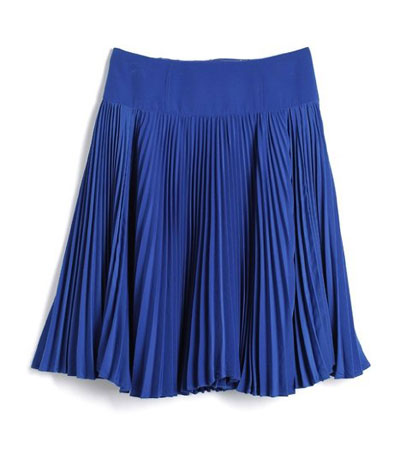 Pleated skirt by Rebecca Taylor