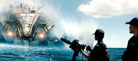 Rihanna Trailer Battleship