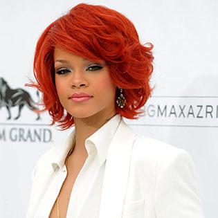 Rihanna at the VMA 2012