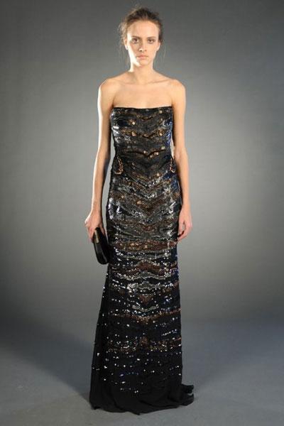 Roberto Cavalli pre-fall collection long dress