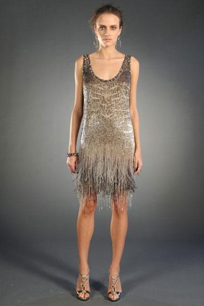 Roberto Cavalli pre-fall collection dresses