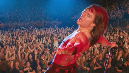 Tom Cruise in Rock of Ages
