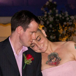 Sinead O'Connor to divorce Barry Herridge