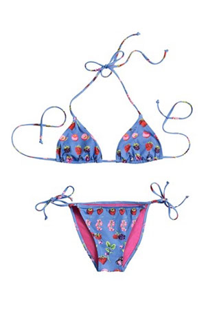 Versace for HM swimwear